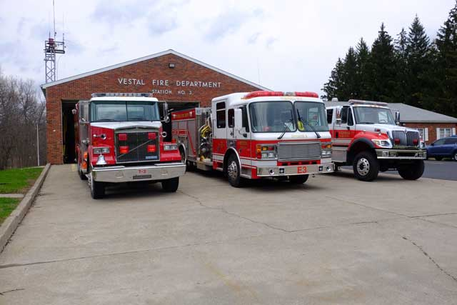 Open House Recruitment Day at Vestal Fire Department