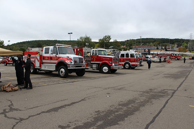 Vestal Fire Safety Expo.